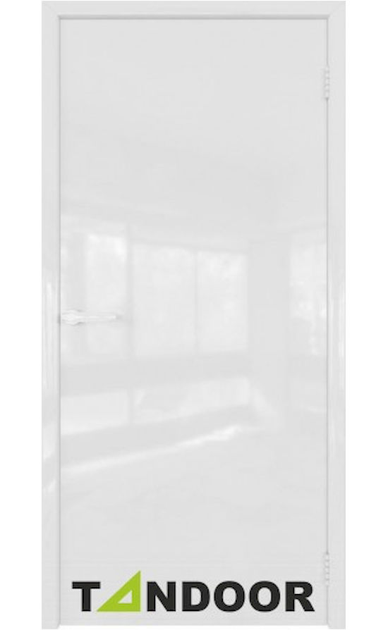 Купить двери 500 Белый глянец в Симферополе