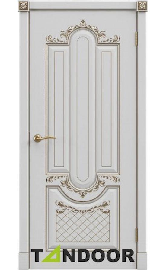 Купить двери Александрия-2 Эмаль слоновая кость в Симферополе