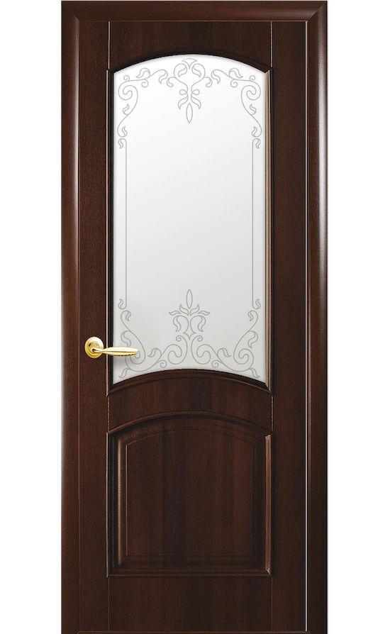 Купить двери Донна ДО (каштан) в Симферополе