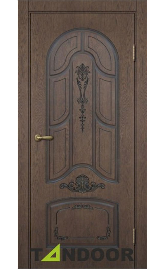 Купить двери Болонья Мореный дуб в Симферополе