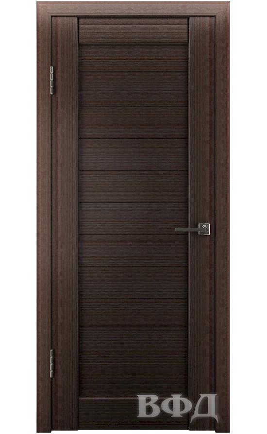 Двери от ВФД - LINE 6 венге глухая в Симферополе.