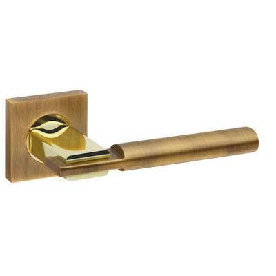 Дверная ручка Fuaro JAZZ KM AB-GP-7 в Симферополе.