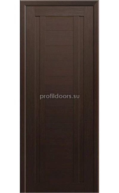 Двери Профильдорс, модель 14Х венге мелинга, глухая (X Модерн) в Крыму