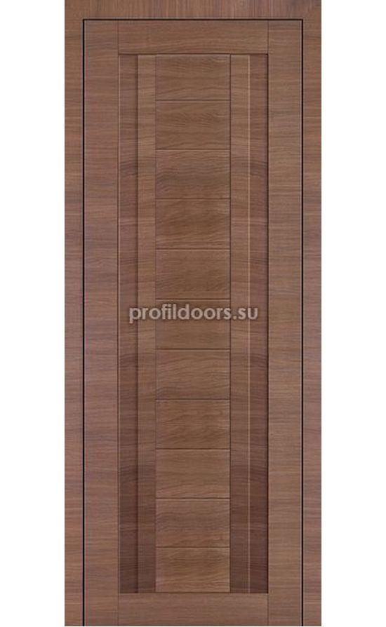 Двери Профильдорс, модель 14Х малага черри кроскут, глухая (X Модерн) в Крыму