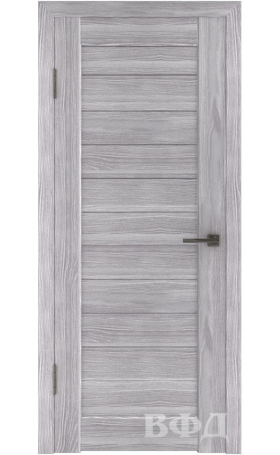 Двери от ВФД - LINE 6 серый дуб глухая в Симферополе.