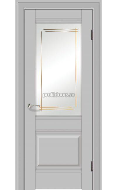 Двери Профильдорс, модель 2U манхеттен стекло мадрид (U классика) в Крыму