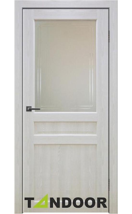 Купить двери М31 Крем стекло в Симферополе