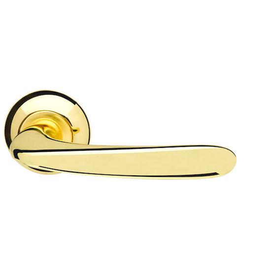 Дверная ручка Armadillo Pava LD42-1GP-SG-5 золото/матовое золото в Симферополе.