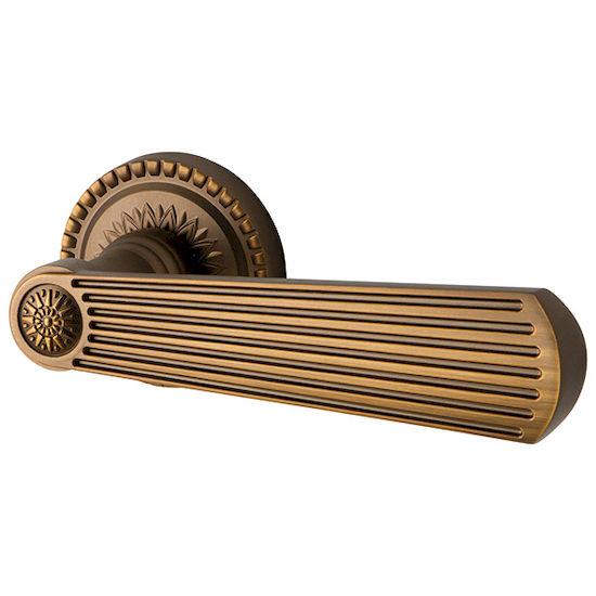 Дверная ручка Armadillo Romeo CL3-BB-17 Коричневая бронза в Симферополе.