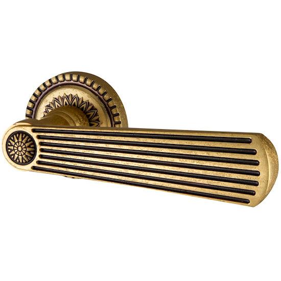 Дверная ручка Armadillo Romeo CL3-FG-10 Французское золото Партия 1 в Симферополе.