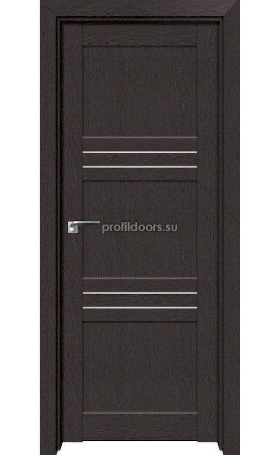 Двери Профильдорс, модель 2.57XN дарк браун мателюкс (серия XN) в Крыму