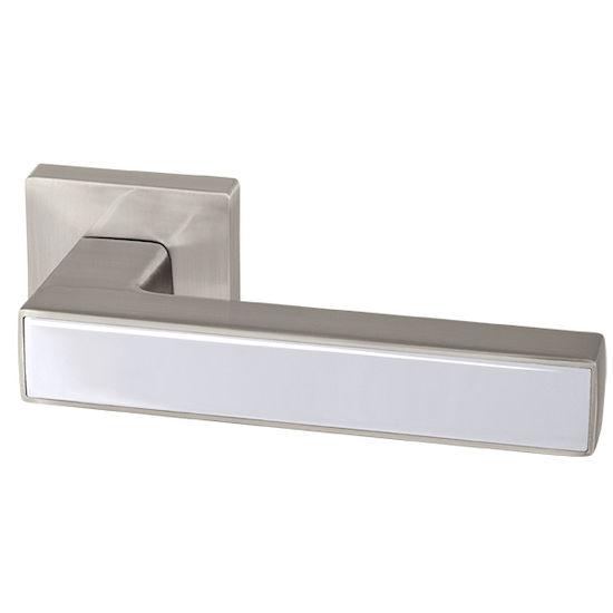 Дверная ручка Armadillo SCREEN USQ8 SN-CP-3 Мат никель/хром в Симферополе.