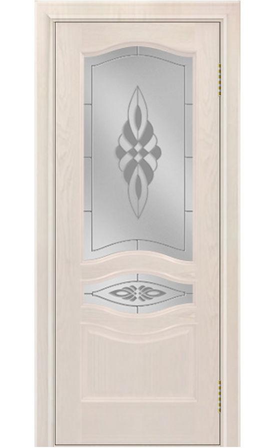 Двери ЛайнДор - Амелия Тон 27 Жемчуг стекло