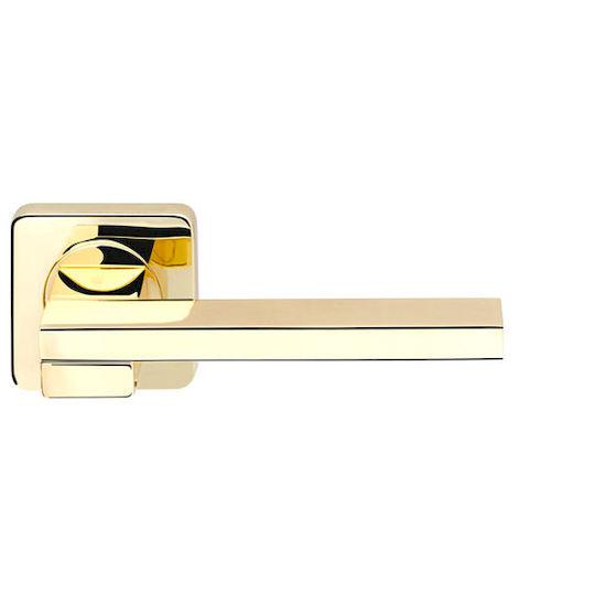 Дверная ручка Armadillo SENA SQ002-21GP-2 золото в Симферополе.