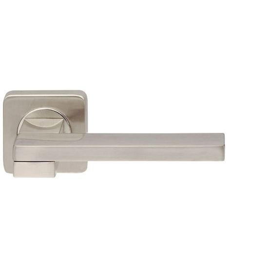Дверная ручка Armadillo SENA SQ002-21SN-3 матовый никель в Симферополе.