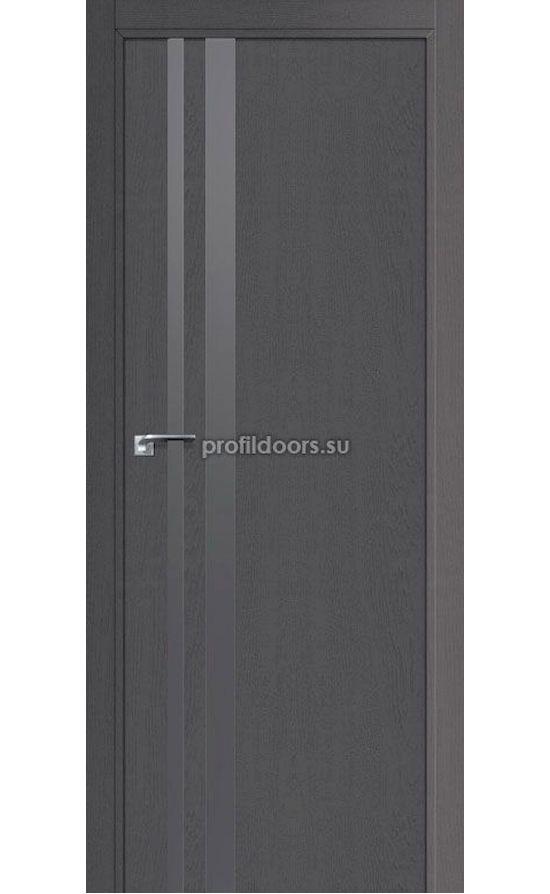 Двери Профильдорс, модель 16ZN грувд серебрянный лак (серия ZN ABS) в Крыму