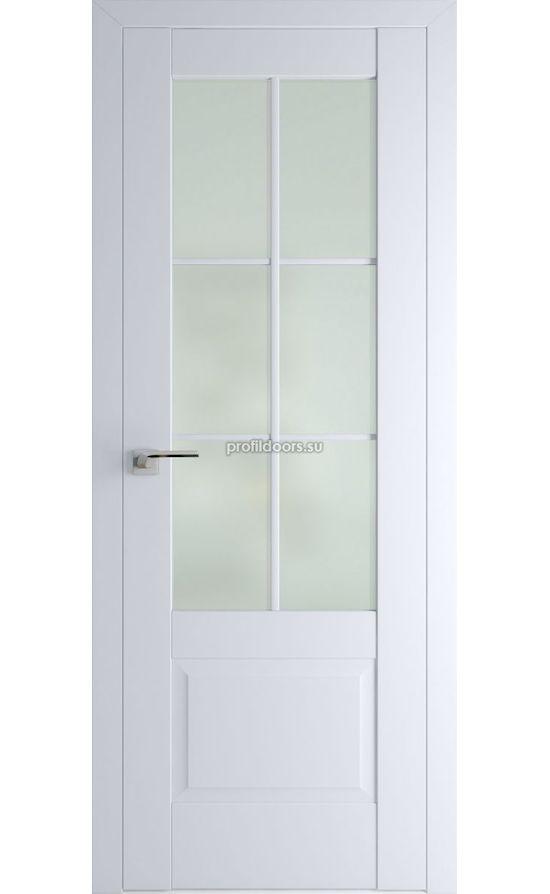 Двери Профильдорс, модель 103U аляска мателюкс (U классика) в Крыму
