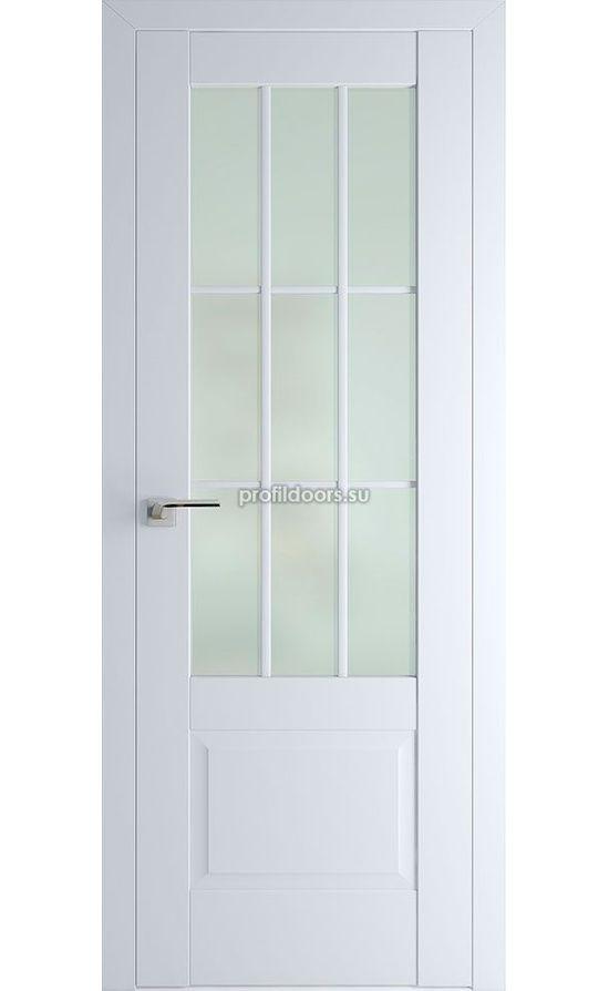 Двери Профильдорс, модель 104U аляска мателюкс (U классика) в Крыму
