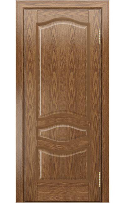 Двери ЛайнДор - Амелия Тон 45 Дуб натуральный