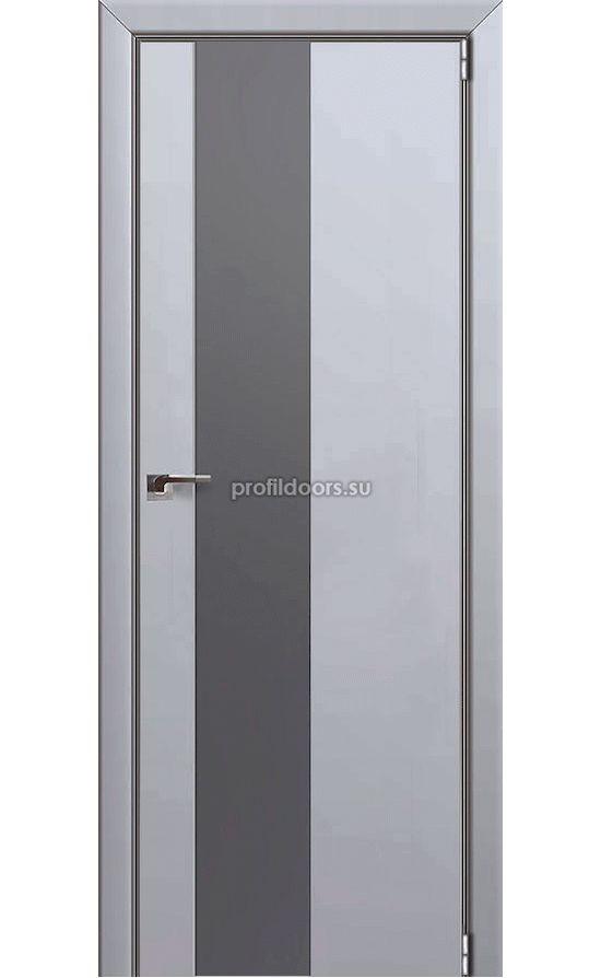 Двери Профильдорс, модель 5E манхэттен серебрянный (Серия E MAT) в Крыму
