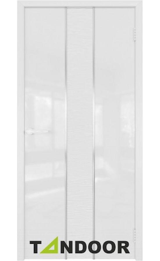 Купить двери 500 Герда Белый глянец в Симферополе