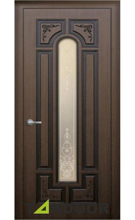 Купить двери Адель Венге стекло в Симферополе