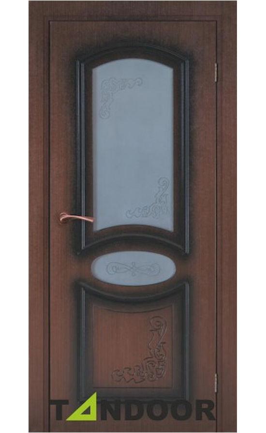 Купить двери Муза Венге стекло в Симферополе