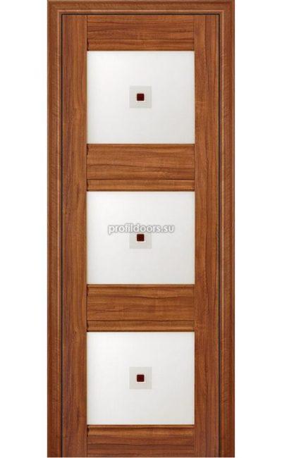 Двери Профильдорс, модель 4Х Орех амари, узор 1 (х классика) в Крыму