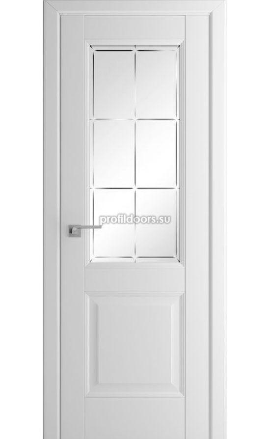 Двери Профильдорс, модель 90U аляска гравировка 1 (U классика) в Крыму