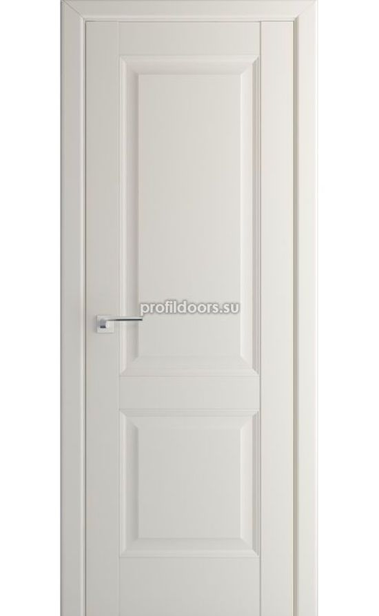 Двери Профильдорс, модель 91U магнолия сатинат (U классика) в Крыму