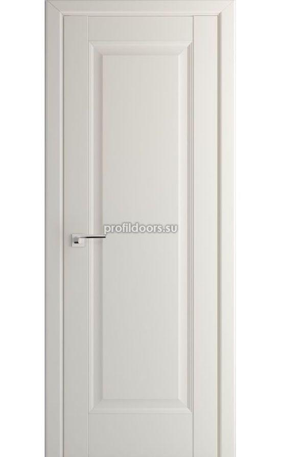 Двери Профильдорс, модель 93U магнолия сатинат (U классика) в Крыму