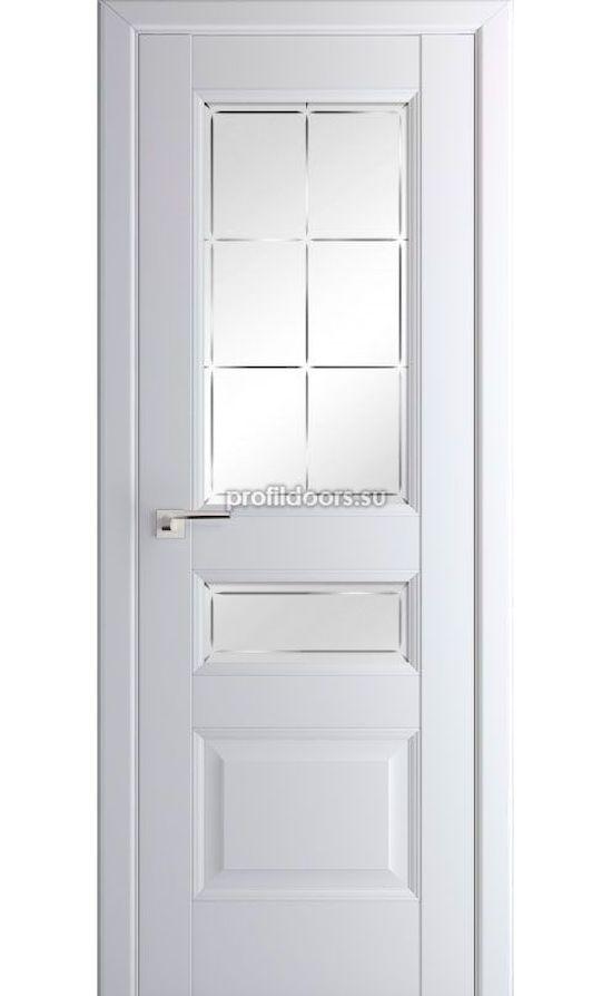 Двери Профильдорс, модель 94U аляска гравировка 1 (U классика) в Крыму