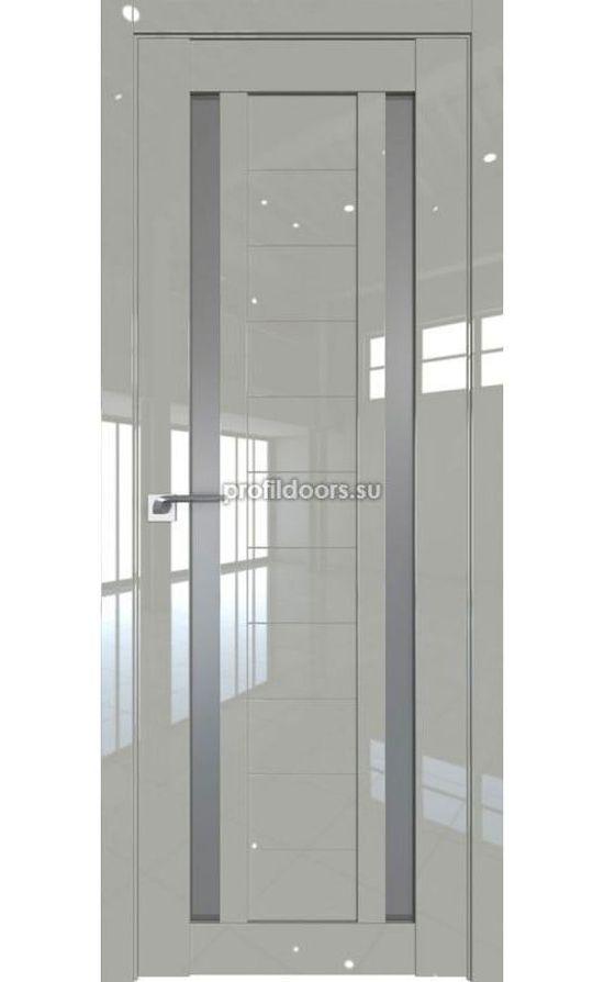 Двери Профильдорс, модель 15L галька серая графит (Серия L) в Крыму