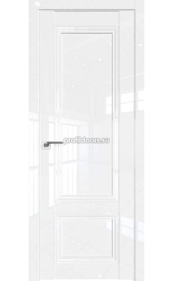 Двери Профильдорс, модель 2.102L белый люкс (Серия L) в Крыму
