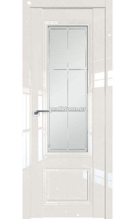 Двери Профильдорс, модель 2.103L магнолия люкс гравировка (Серия L) в Крыму