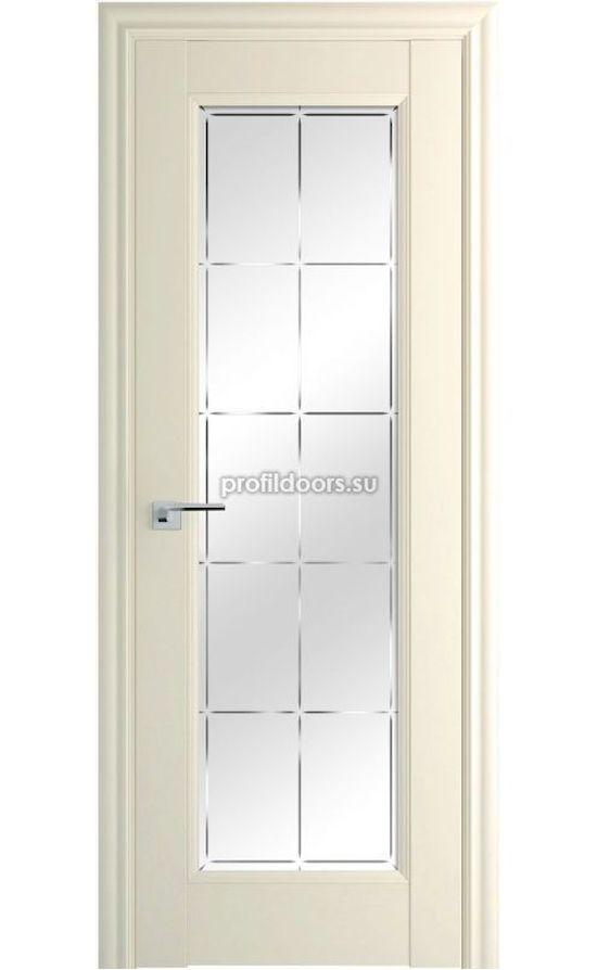 Двери Профильдорс, модель 92Х Эш вайт, гравировка 10 (х классика) в Крыму