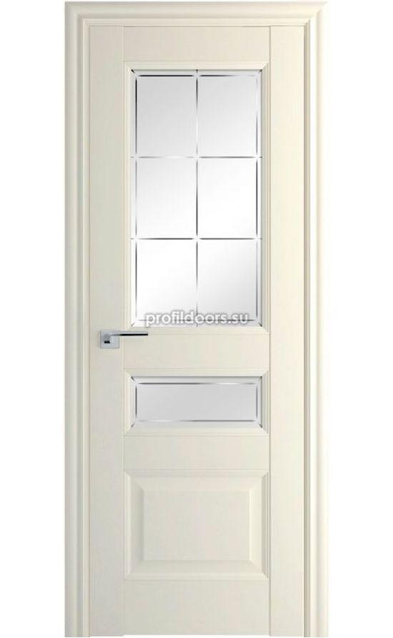 Двери Профильдорс, модель 94Х Эш вайт, гравировка 1 (х классика) в Крыму