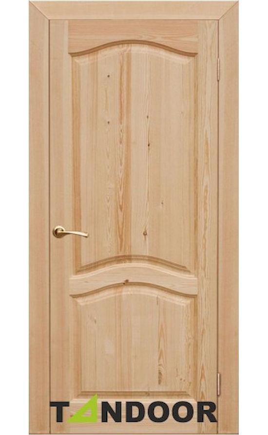 Купить двери СМ-2 неокрашенный массив в Симферополе