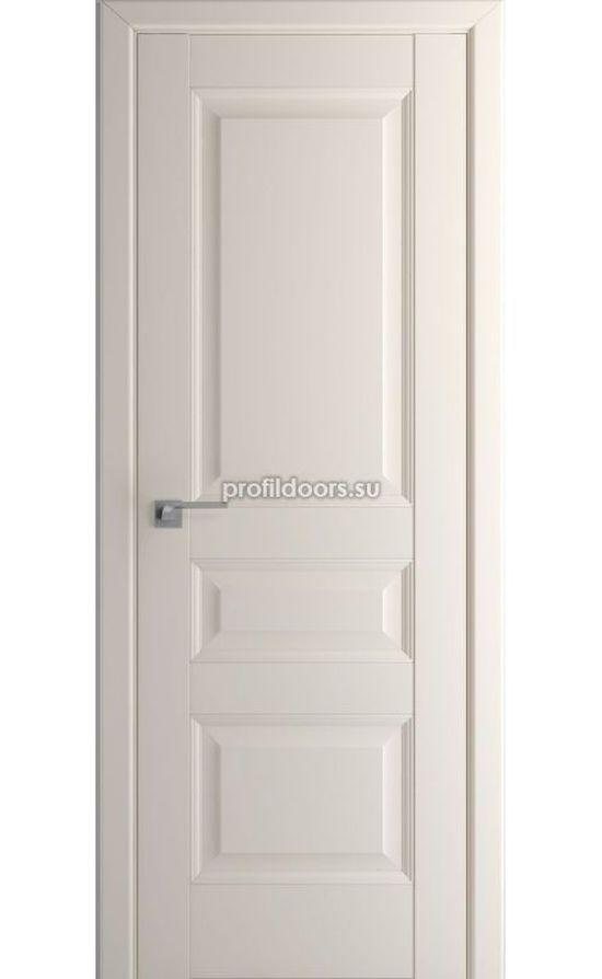 Двери Профильдорс, модель 95U магнолия сатинат (U классика) в Крыму