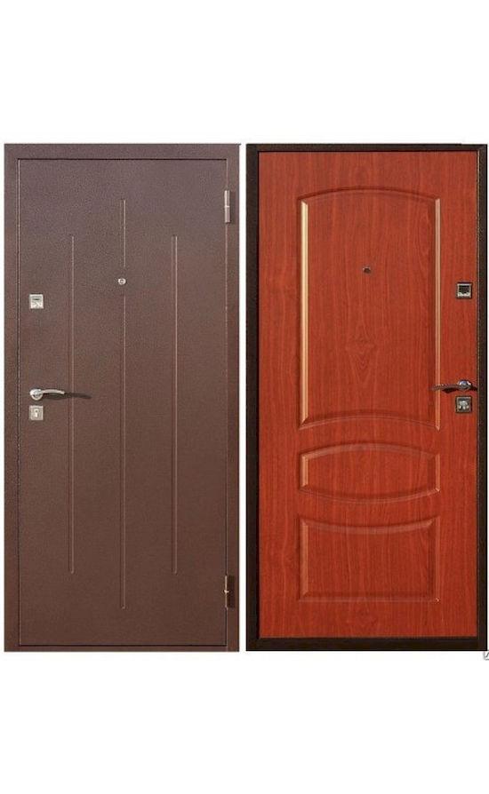 Дверь входная металлическая Стройгост 7-2 в Симферополе.