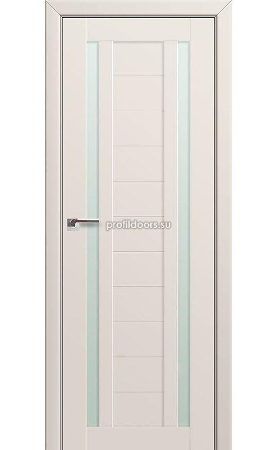Двери Профильдорс, модель 15u магнолия сатинат мателюкс (U модерн) в Крыму