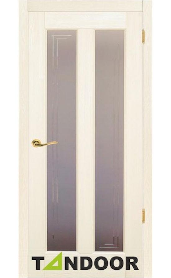Купить двери Сорренто Слоновая кость стекло в Симферополе