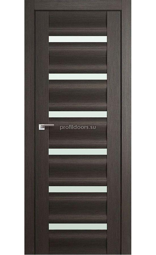Двери Профильдорс, модель 57Х грей мелинга, мателюкс (X Модерн) в Крыму