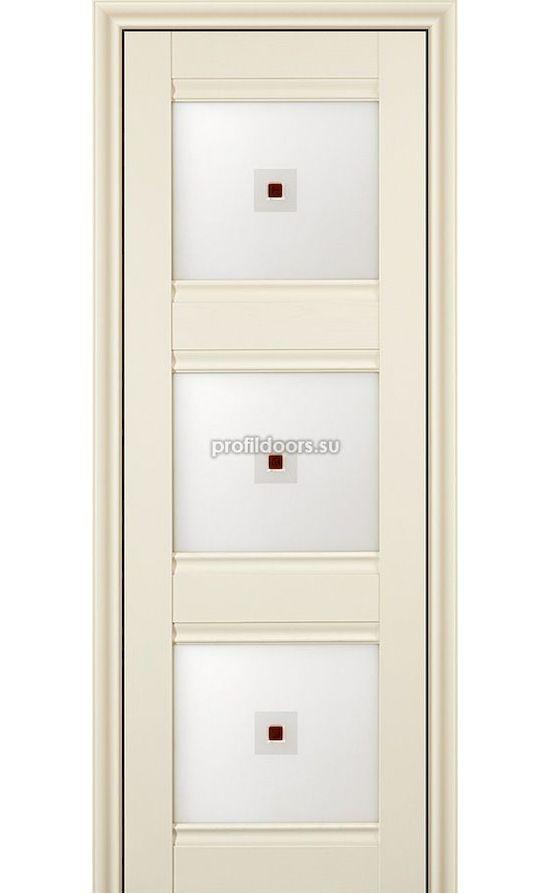 Двери Профильдорс, модель 4Х Эш вайт, узор 1 (х классика) в Крыму