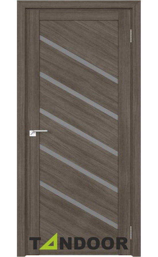 Купить двери Сингапур-5 серый кедр в Симферополе