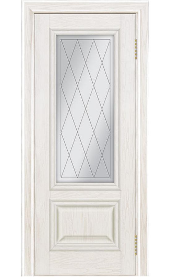 Двери ЛайнДор - Виолетта Тон 38 стекло