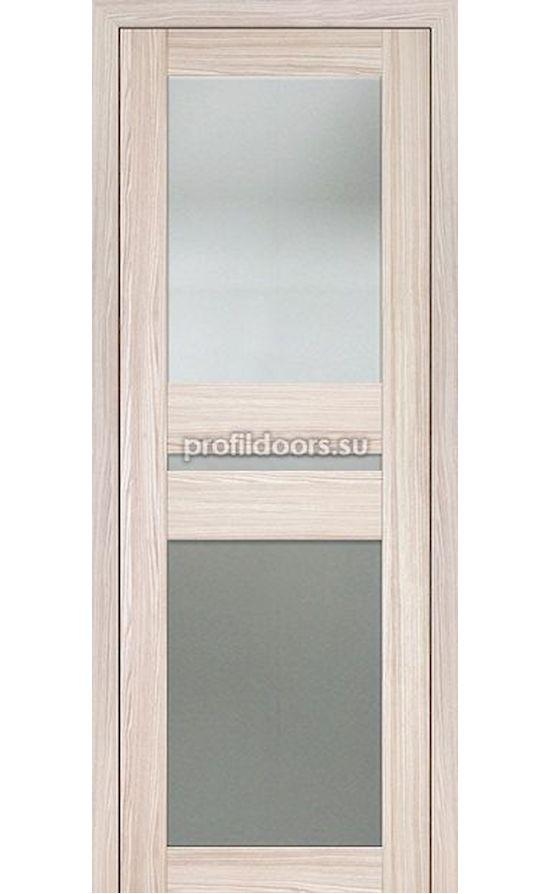 Двери Профильдорс, модель 70Х капучино мелинга, мателюкс (X Модерн) в Крыму