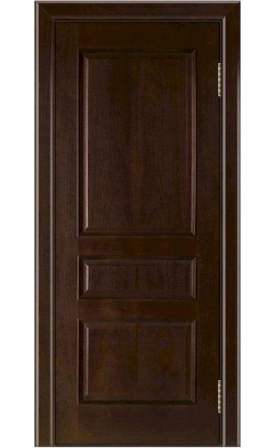 Двери ЛайнДор - Калина Тон 18 Красное дерево