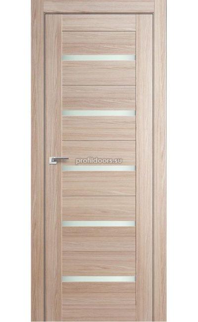 Двери Профильдорс, модель 7Х капучино мелинга, мателюкс (X Модерн) в Крыму