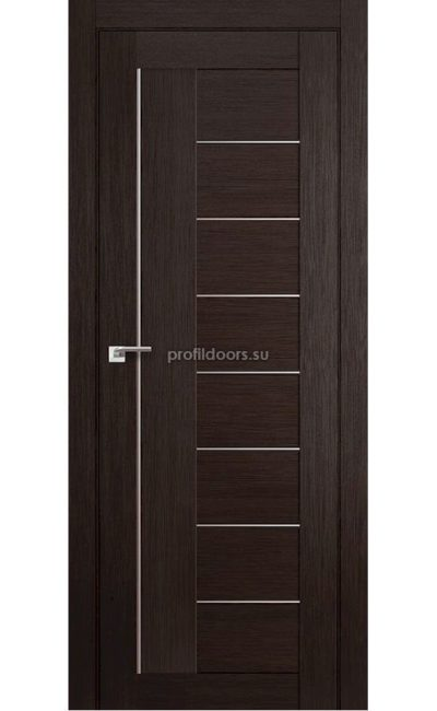 Двери Профильдорс, модель 17Х венге мелинга, мателюкс (X Модерн) в Крыму